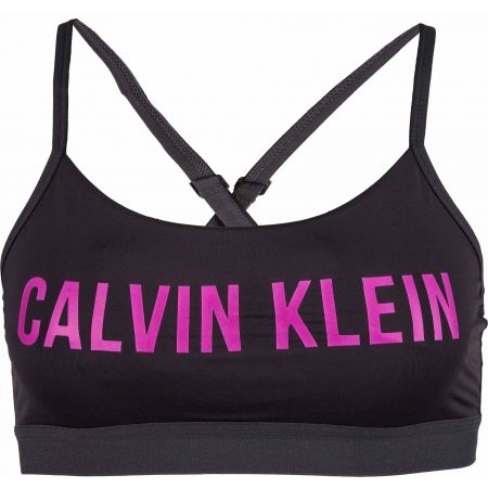 Calvin Klein LOW SUPPORT BRA - Women's sports bra