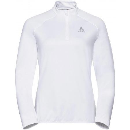 Odlo WOMEN'S MIDLAYER 1/2 ZIP CARVE LIGHT - Dámská mikina