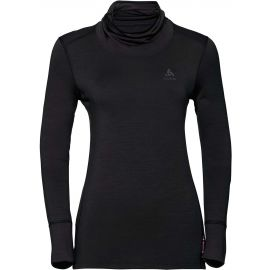 Odlo BL TOP TURTLE NECK L/S NATURAL MERINO