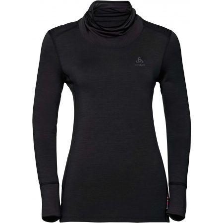 Odlo BL TOP TURTLE NECK L/S NATURAL MERINO - Dámské funkční tričko