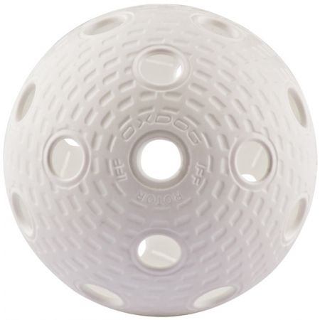 Zestaw piłek do unihokeja - Oxdog ROTOR WHITE TUBE 4BALLS - 2