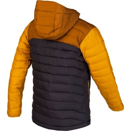 Pánska bunda - Columbia POWDER LITE HOODED JACKET - 3