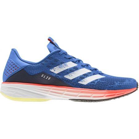 Pánska bežecká obuv - adidas SL20 Summer Ready - 2