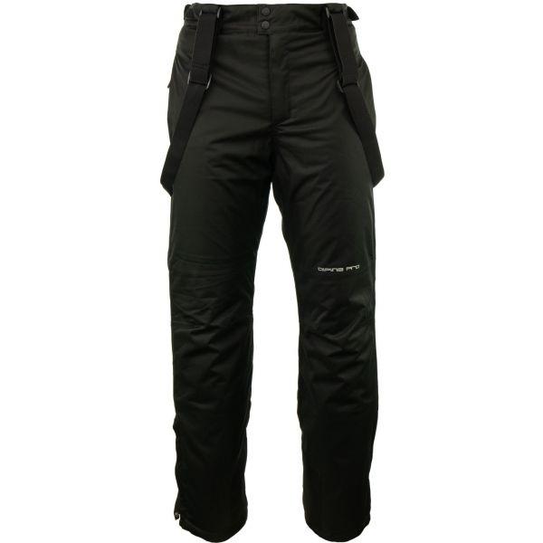 ALPINE PRO KORNEL - Pánske lyžiarske nohavice