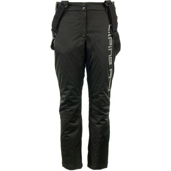 ALPINE PRO PADIA - Dámske lyžiarske nohavice