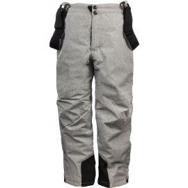ALPINE PRO GUSTO - Detské lyžiarske nohavice