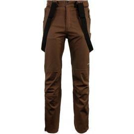 ALPINE PRO RUBENS - Pantaloni de schi bărbați