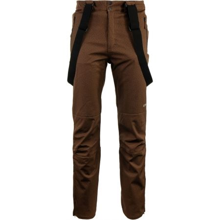 Pánske lyžiarske nohavice - ALPINE PRO RUBENS - 1