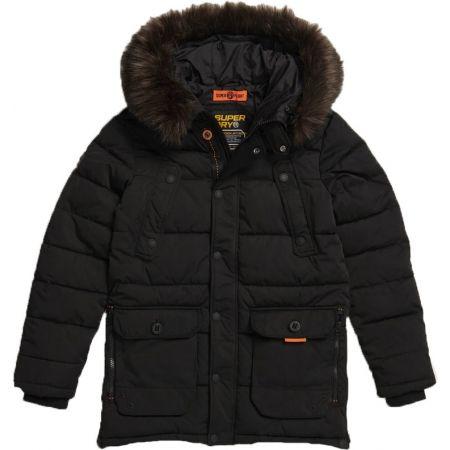 Superdry CHINOOK PARKA - Férfi parka kabát
