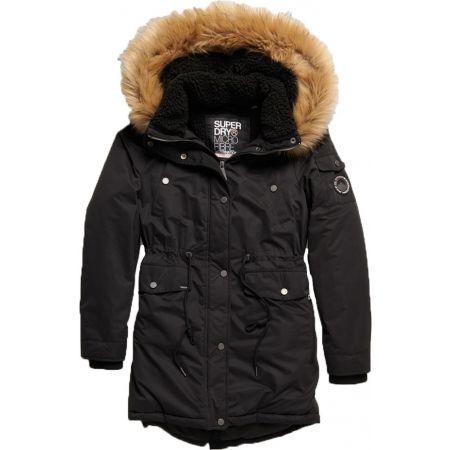 Superdry NADARE MICROFIBRE PARKA - Női parka kabát