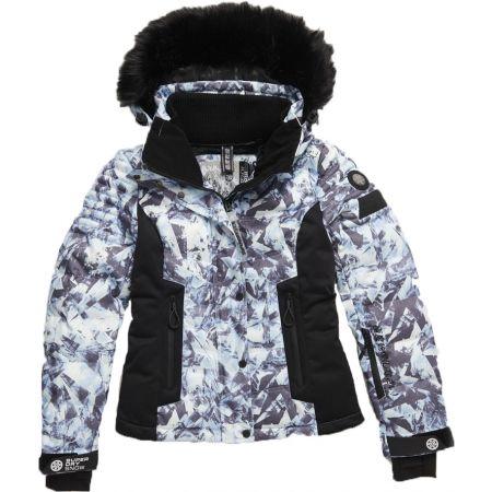 Дамско ски яке - Superdry LUXE SNOW PUFFER - 1