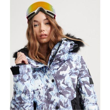 Dámska lyžiarska bunda - Superdry LUXE SNOW PUFFER - 5