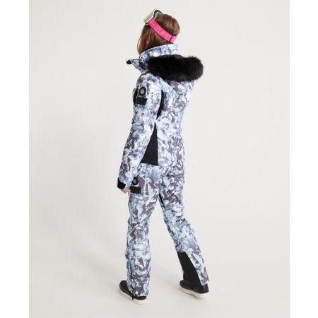 Дамско ски яке - Superdry LUXE SNOW PUFFER - 4