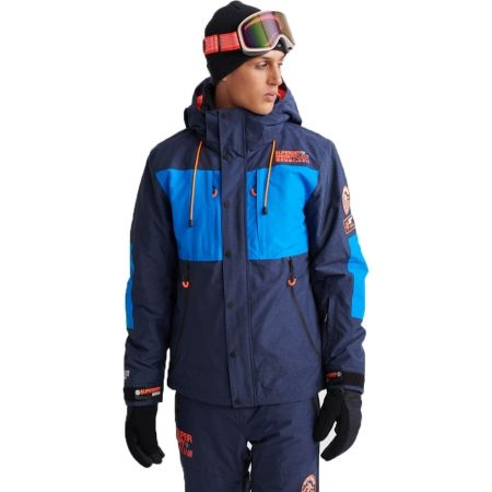 Superdry SD MOUNTAIN JACKET - Мъжко ски яке
