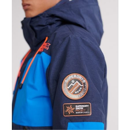 Мъжко ски яке - Superdry SD MOUNTAIN JACKET - 6
