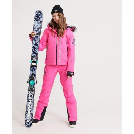 Дамско скиорско яке - Superdry SD SKI RUN JACKET - 3