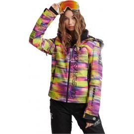Superdry SD SKI RUN JACKET - Dámska lyžiarska bunda