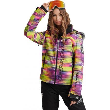 Dámska lyžiarska bunda - Superdry SD SKI RUN JACKET - 1