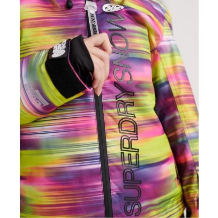 Dámska lyžiarska bunda - Superdry SD SKI RUN JACKET - 5