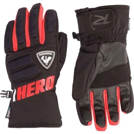 Juniorské lyžařské rukavice - Rossignol JR RACE IMPR G - 2