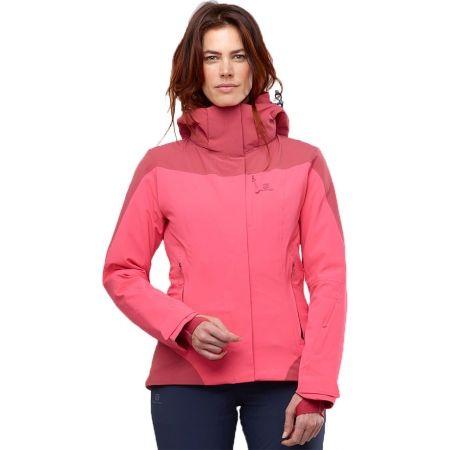 Dámska lyžiarska bunda - Salomon ICEROCKET JKT W - 2