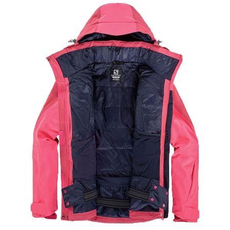 Dámska lyžiarska bunda - Salomon ICEROCKET JKT W - 6
