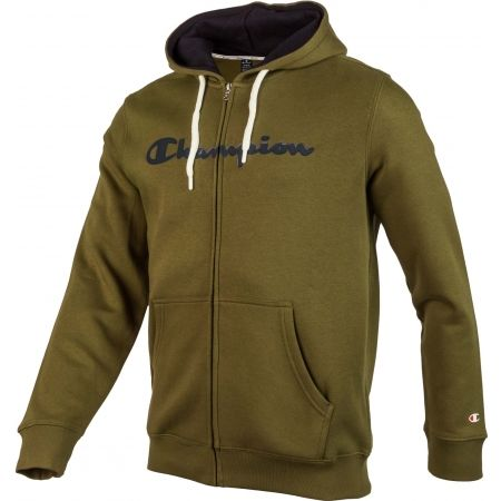 Pánska mikina - Champion HOODED  FULL ZIP SWEATSHIRT - 2