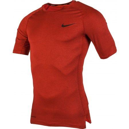 Pánske tričko - Nike NP TOP SS TIGHT M - 2