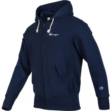 Pánska mikina - Champion HOODED FULL ZIP SWE - 2