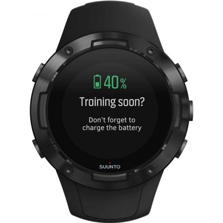 Multisportovní GPS hodinky - Suunto 5 - 7