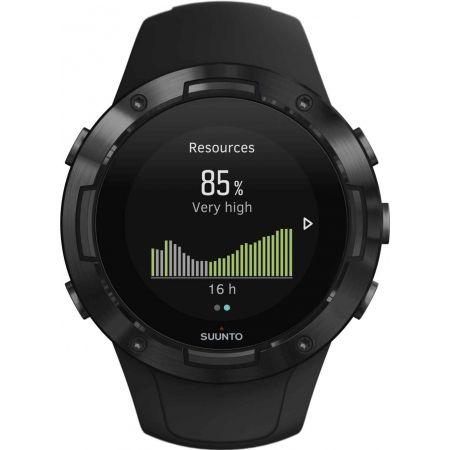 Multisportovní GPS hodinky - Suunto 5 - 10