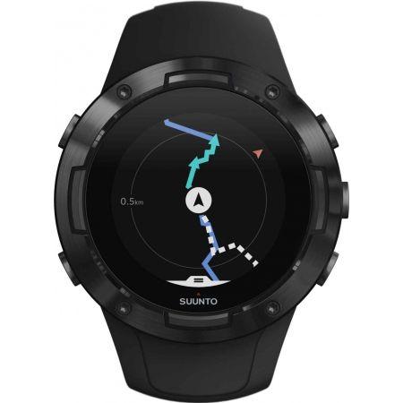 Multisportovní GPS hodinky - Suunto 5 - 12