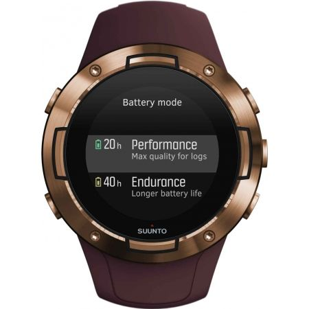 Multišportové GPS hodinky - Suunto 5 - 4