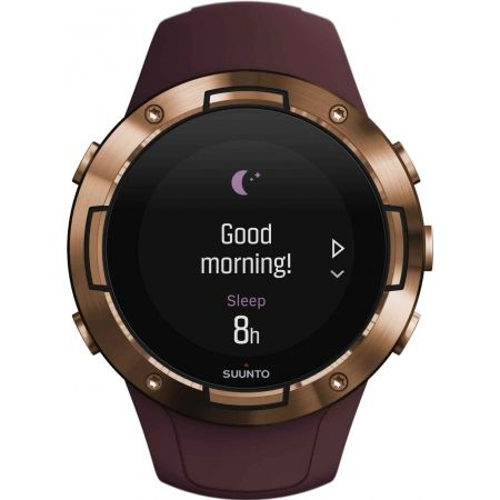 Multišportové GPS hodinky - Suunto 5 - 5