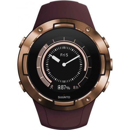 Multišportové GPS hodinky - Suunto 5 - 6