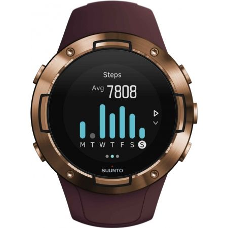Multišportové GPS hodinky - Suunto 5 - 9