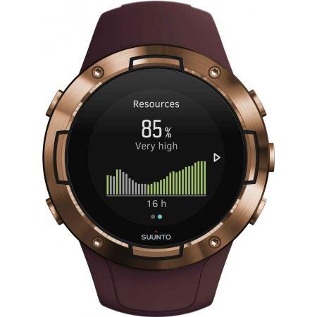 Multišportové GPS hodinky - Suunto 5 - 10