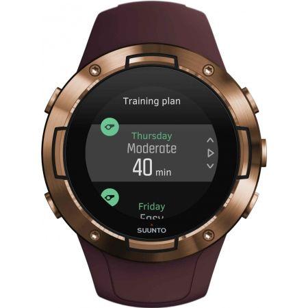 Multišportové GPS hodinky - Suunto 5 - 11
