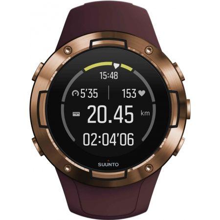 Multišportové GPS hodinky - Suunto 5 - 15