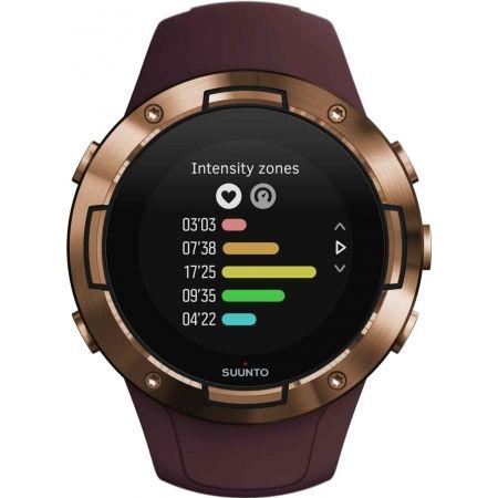 Multišportové GPS hodinky - Suunto 5 - 16