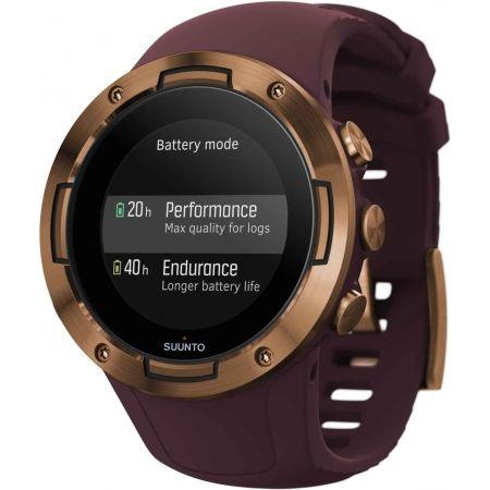 Multišportové GPS hodinky - Suunto 5 - 17