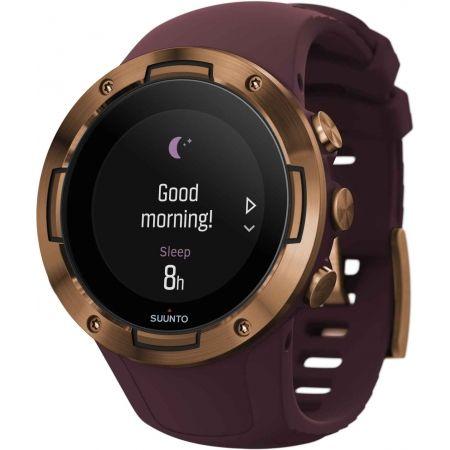 Multišportové GPS hodinky - Suunto 5 - 18