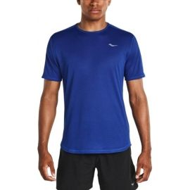 Saucony HYDRALITE SHORT SLEEVE VARSITY - Koszulka do biegania męska