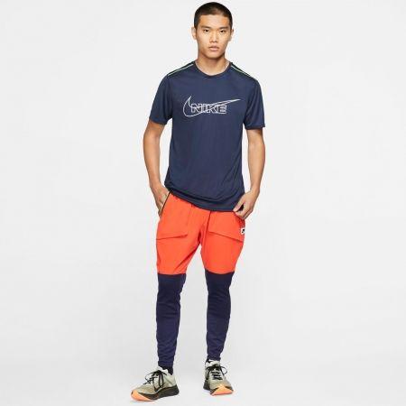 Pánské běžecké tričko - Nike DF BRTHE RUN TOP HBR M - 8