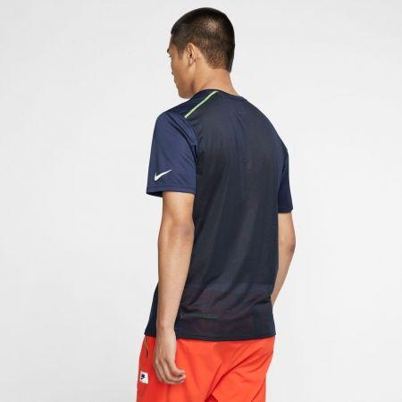 Pánské běžecké tričko - Nike DF BRTHE RUN TOP HBR M - 7