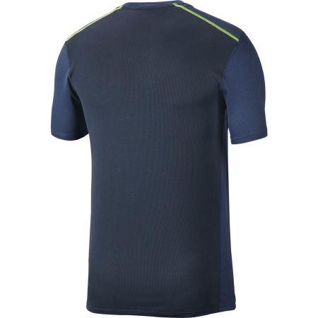 Pánské běžecké tričko - Nike DF BRTHE RUN TOP HBR M - 2