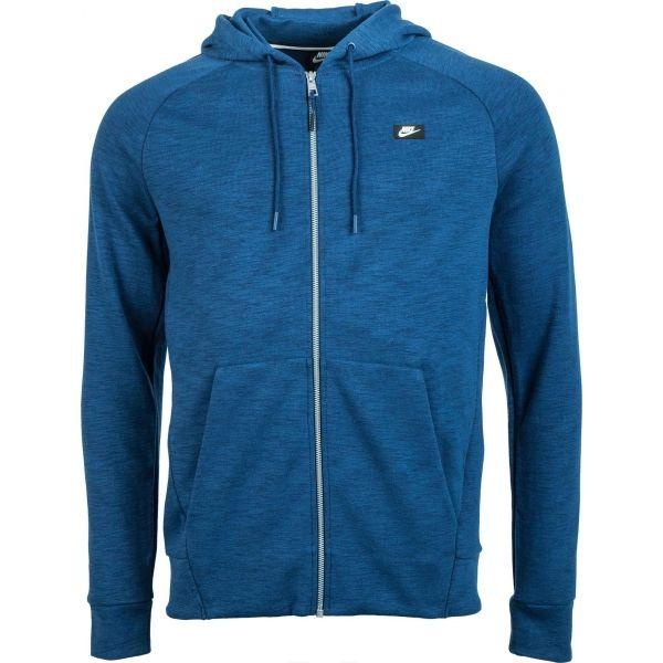 Nike NSW OPTIC HOODIE FZ - Pánska mikina