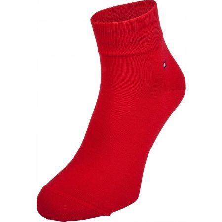 Pánske ponožky - Tommy Hilfiger MEN QUARTER 2P - 4