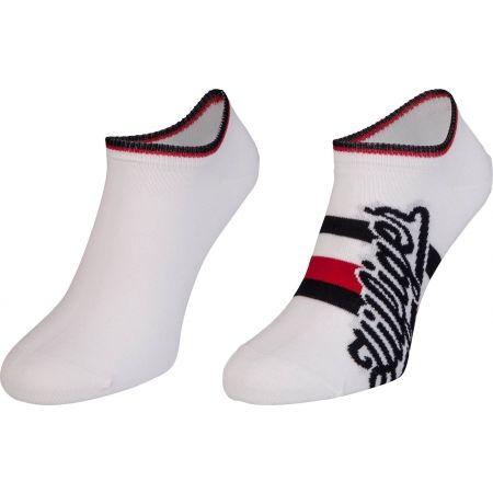 Tommy Hilfiger MEN HILFIGER SNEAKER 2P - Pánske ponožky