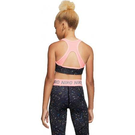 Спортно бюстие за момичета - Nike NP BRA CLASSIC REV AOP G - 4